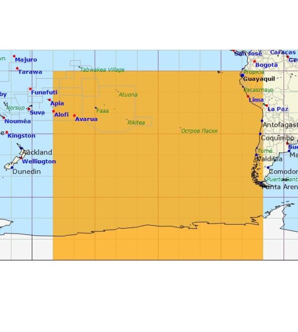 Oceanic Pacifique Sud