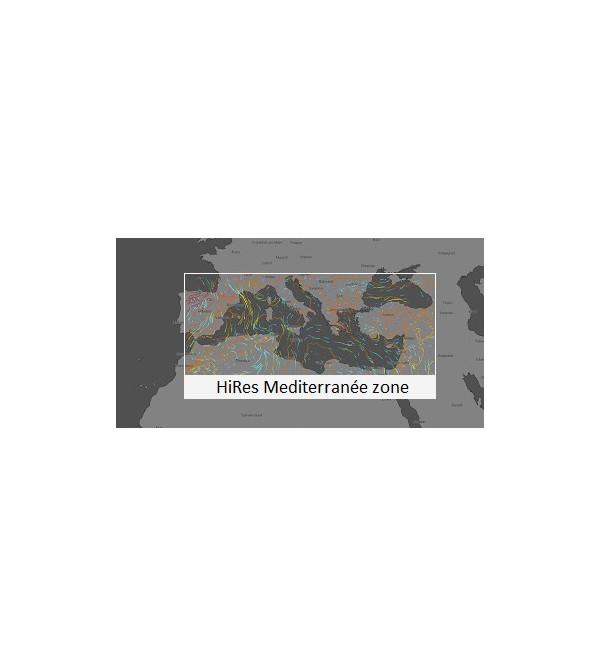 HIRES Méditerranée