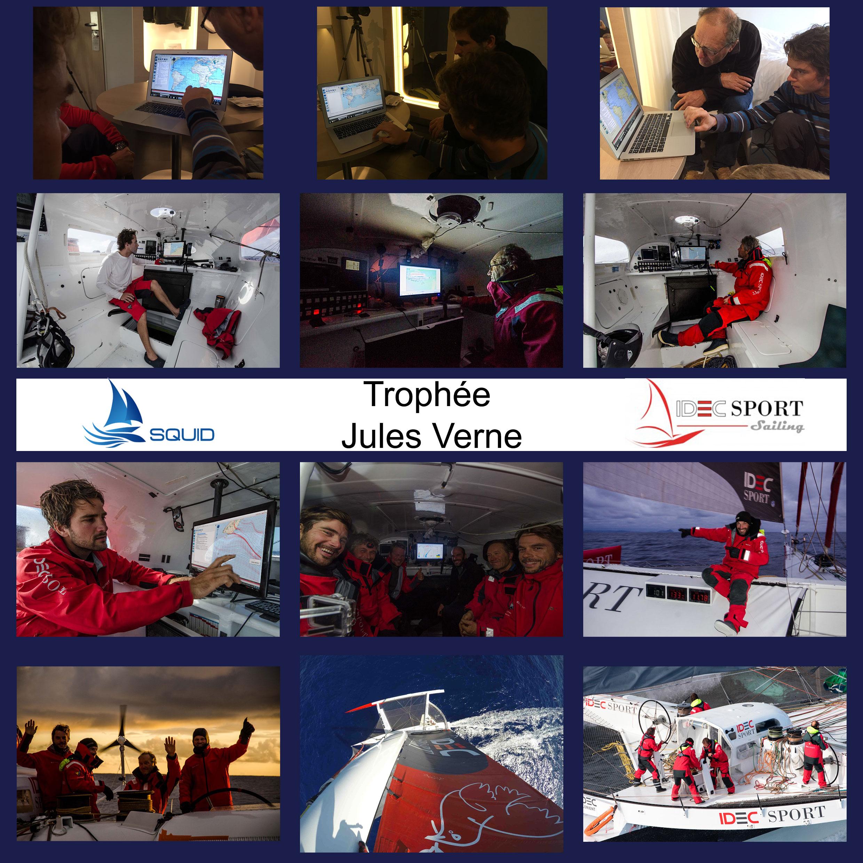 Squid/Jules Verne Trophy/Idec Sport