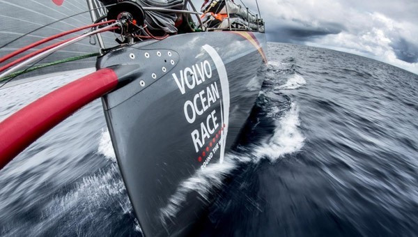 Official supplier for the Volvo Ocean Race 2017-18